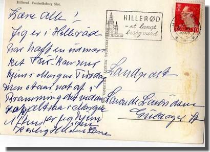 brevkort