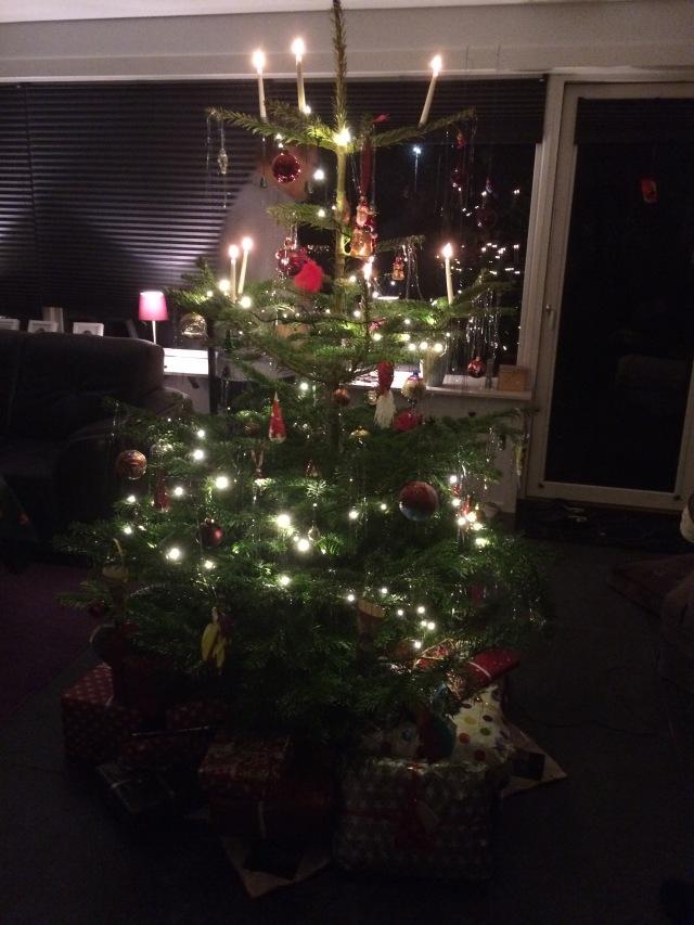 Juletræet 2015