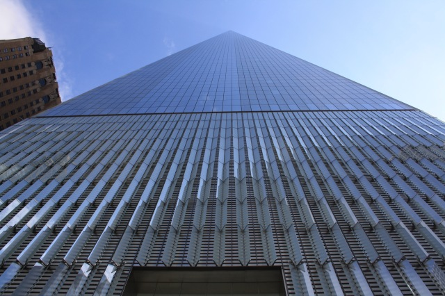 One World Trade Center - The Sky's the Limit!
