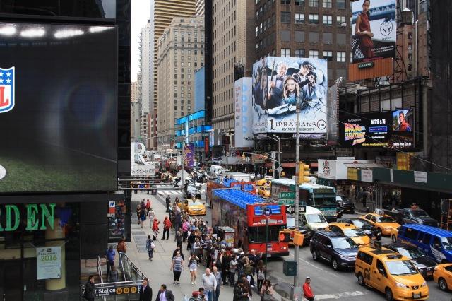 New York - Oktober 2015