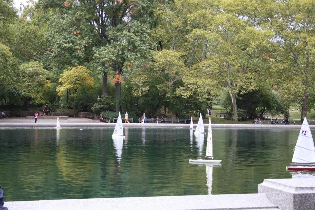 Central Park - Oktober 2015
